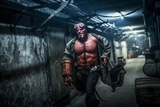 Hellboy 2019 Bc46e