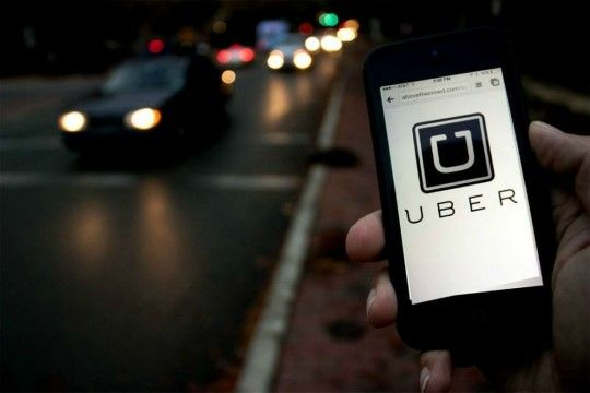 Uber Technologies Afb43