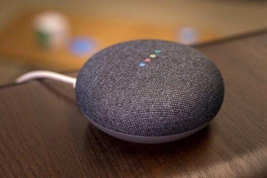 Google Home Mini 34bfc