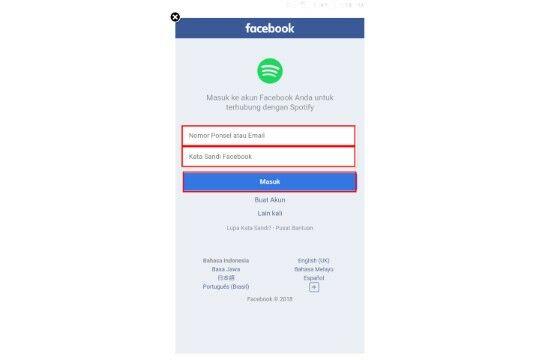 Cara Mengubah Username Di Spotify 7f0ba