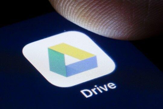 Google Drive 71d98