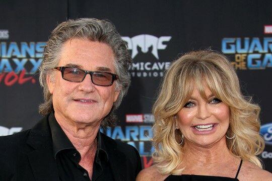 Goldie Hawn Dan Kurt Russell Ba39a