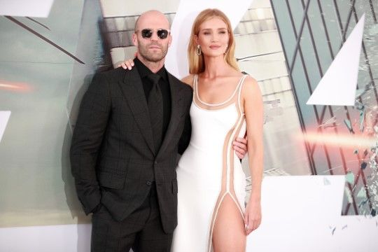 Jason Statham Dan Rosie Huntington Whiteley Bec35