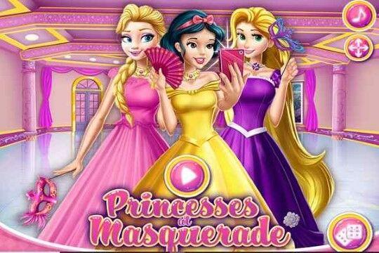 Game Online Berdandan Princess C28a2