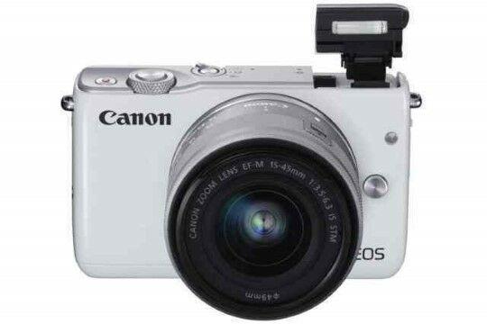 Kamera Mirrorless Murah Canon Eos M10 8690e
