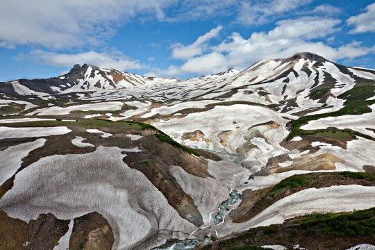 Wisata Berbahaya Valley Of Death Rusia 8802f
