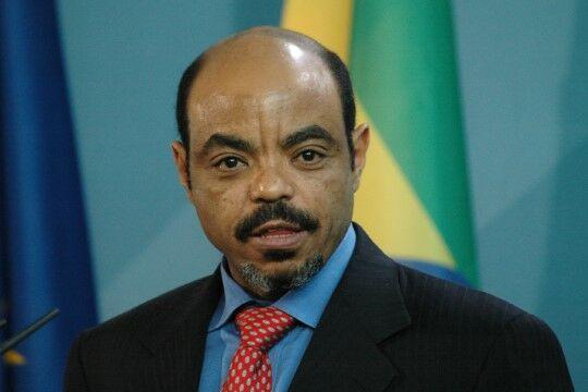 Meles Zenawi 96275