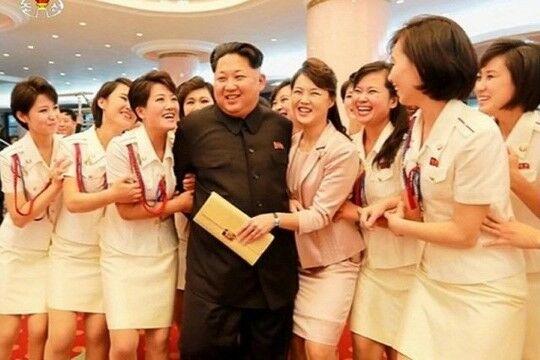Kehidupan Kim Jong Un D4814