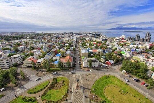 Islandia E6516