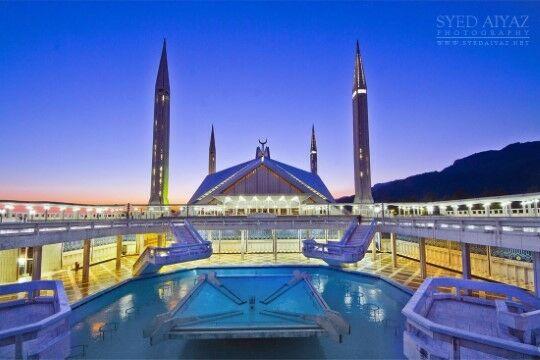 Shah Faisal Mosque Pakistan 9ce81