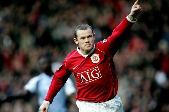 Wayne Rooney A8709