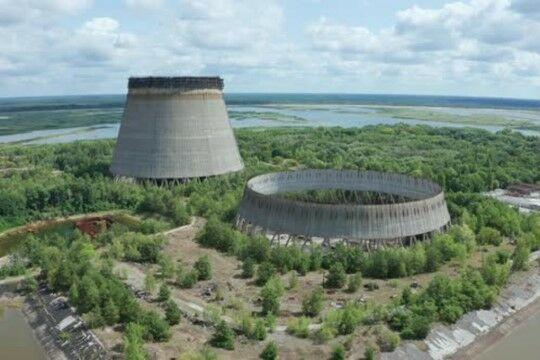 Kota Mati Chernobyl Jadi Situs Warisan Dunia 48679