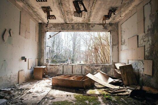 Puing Puing Chernobyl 7e17e