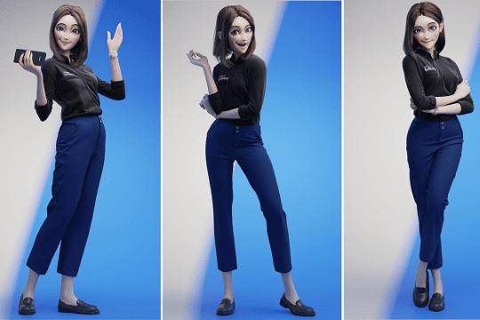 Samantha Asisten Virtual Baru Samsung D16ce