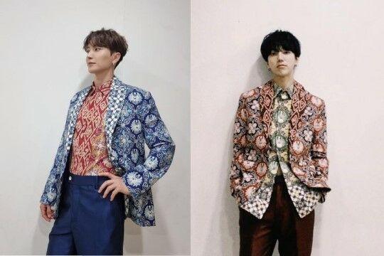 Idola Kpop Yang Terciduk Menggunakan Produk Asli Indonesia C75f6