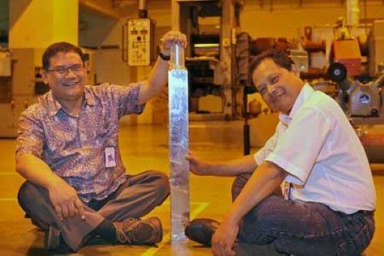 Yudi Utomo Penemu Kontainer Limbah Nuklir 9dbbc