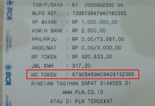 Cek Id Pelanggan Pln 4 C5a1f
