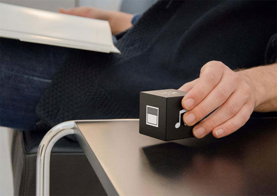 Cube Smart Home Device
