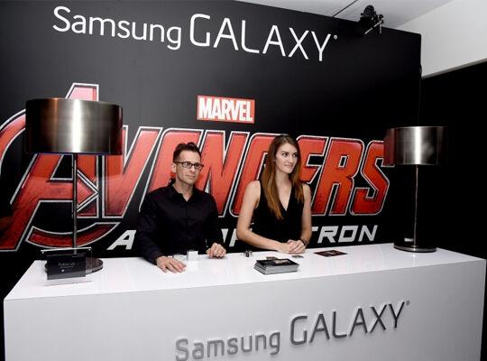 Samsung Galaxy Avengers