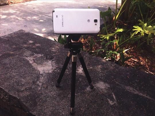 Trik Mendapatkan Foto Kembang Api Kamera Android 4