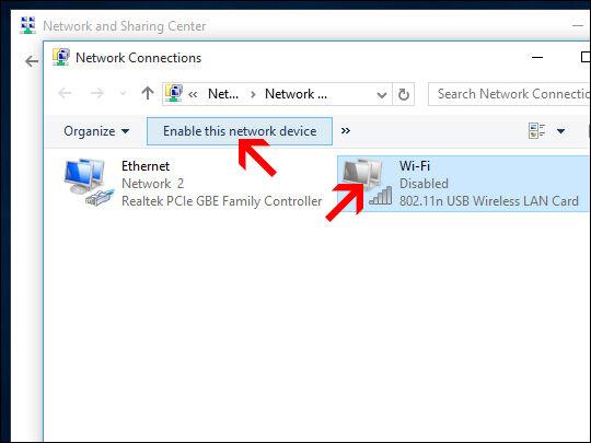 wifi rusak laptop