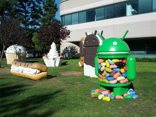 Rahasia Android 5