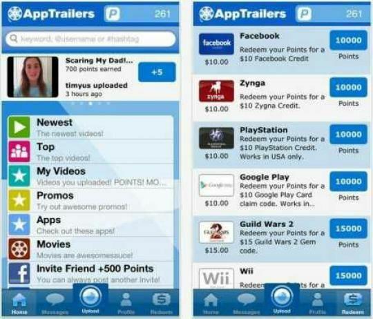 Apptrailers Aplikasi Penghasil Uang 4