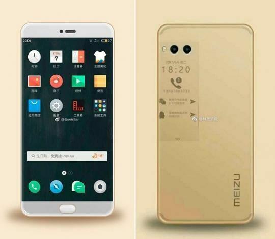 Smartphone Dual Layar 1