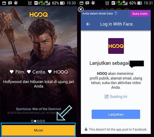 Hooq Facebook