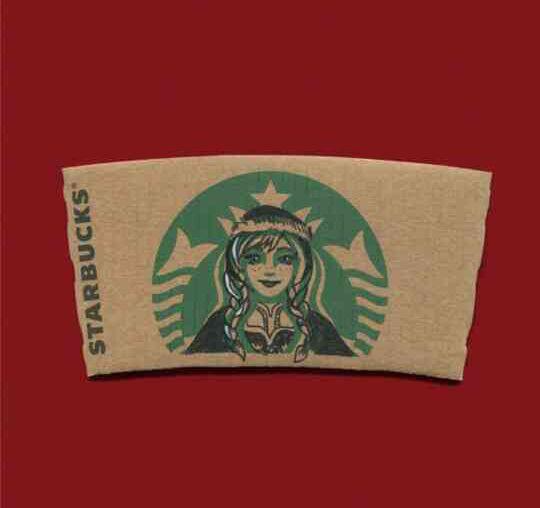Starbucks Anna