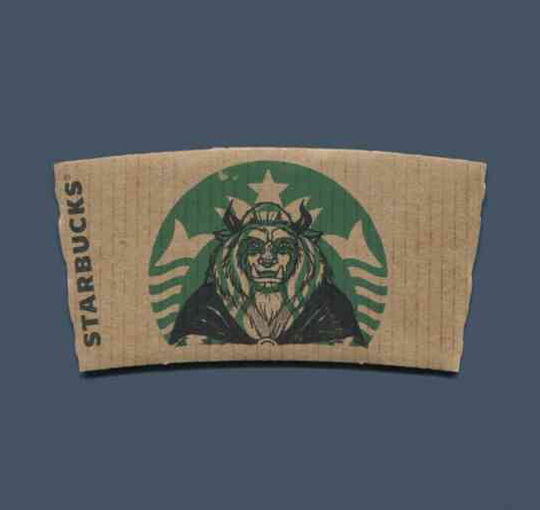 Starbucks Beast
