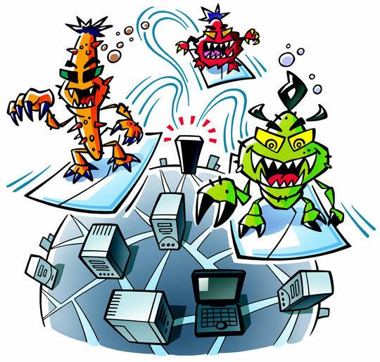 Virus Kembang Biak