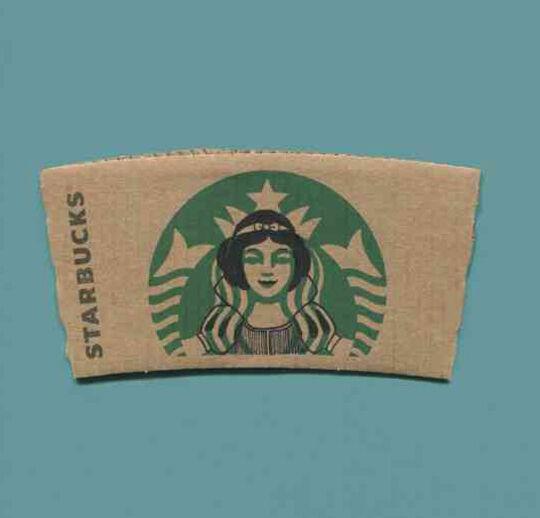 Starbucks Snow White