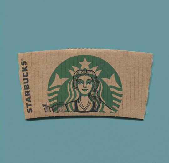 Starbucks Belle