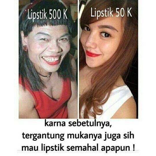 Lipstik 50k Dan 500k 2