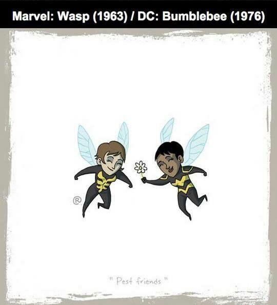 Karakter Ds Vs Marvel 22