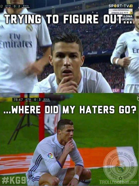 Master Photoshop Selebrasi Cristiano Ronaldo 2