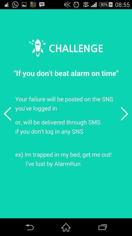 Alarm Run 11