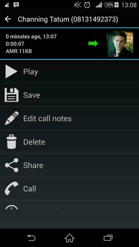 Auto Call Recorder 1