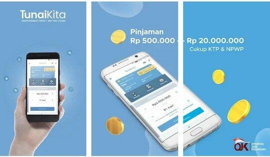 Aplikasi Pinjam Uang Mahasiswa Tunaikita 33d0c