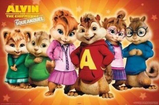Film Alvin And The Chipmunks The Squeakquel 84cc8