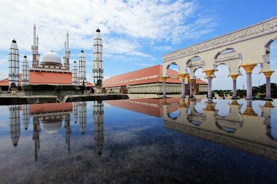 Masjid Agung Jawa Tengah 8cb03