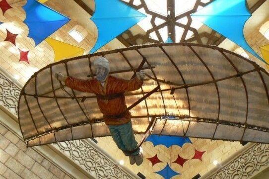 Teknologi Yang Diciptakan Orang Islam Pesawat Terbang 520b5