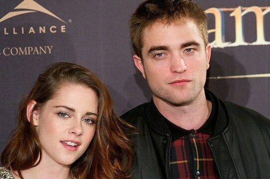 Kristen Stewart Dan Robert Pattinson Cc49b