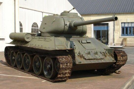 Tank T 34 Dfcb5