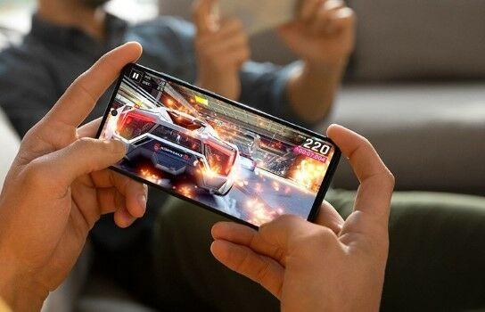 Samsung Galaxy A71 Performa 947cc