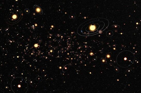 Kehidupan Alien Di Galaksi Bima Sakti 5571d