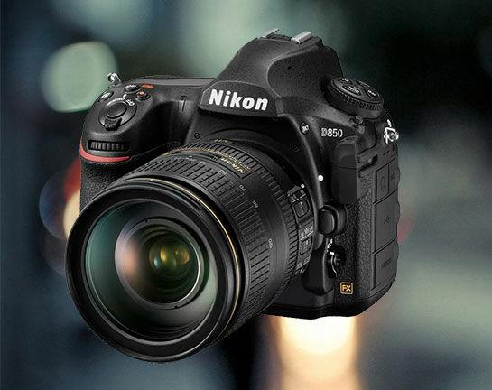 Harga Nikon D850 1