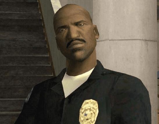 Officer Tenpenny
