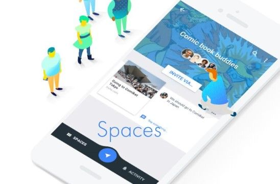 Google Spaces 24ff8
